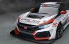 2018 Honda Civic Type R TCR racer revealed