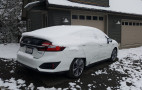 2018 Honda Clarity Plug-In Hybrid: weekend drive review