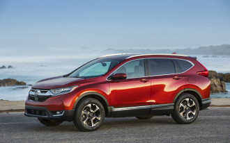 2018 Honda CR-V vs. 2018 Subaru Forester: Compare Cars