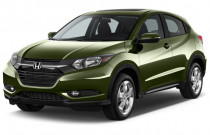 2018 Honda HR-V EX 2WD Manual Angular Front Exterior View