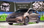 2018 Honda Odyssey debuts with 280-hp V-6, 10-speed auto