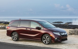 2018 Honda Odyssey first drive video