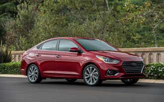 2018 Hyundai Accent, 2018 Lexus RX 450hL, New Stratos: What's New @ The Car Connection