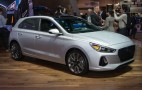 2018 Hyundai Elantra GT pairs cavernous cargo hold, good looks