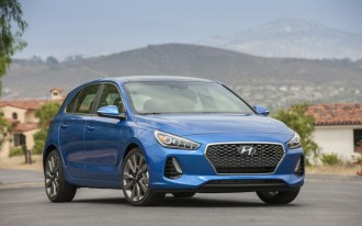 2018 Hyundai Elantra GT Sport first drive: chasing the VW GTI