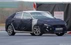 2018 Hyundai i30 Fastback spy shots