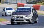 2018 Hyundai i30 N spy shots and video