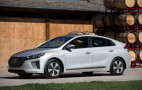 Finalist for Green Car Reports Best Car To  Buy 2018: Hyundai Ioniq