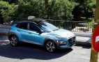 Hyundai Kona small SUV revealed, with electric version to come