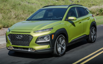 2018 Hyundai Kona rated at 30 mpg–with a catch