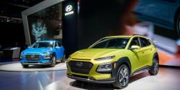 2018 Hyundai Kona crossover to start at $20,450