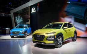 2018 Hyundai Kona, 2017 Los Angeles Auto Show