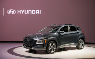 2018 Hyundai Kona priced, 2018 Infiniti QX50 driven, Electric car sales drop: What's New @ The Car Connection