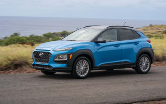 2018 Hyundai Kona video road test