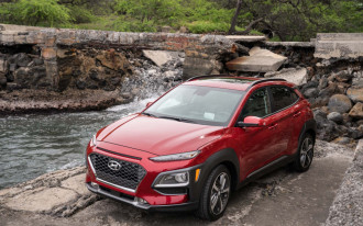 2018 Hyundai Kona first drive: small crossover hit parade