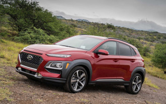 "2018 Hyundai Kona earns top marks for crash safety, headlights rate ""Poor"""