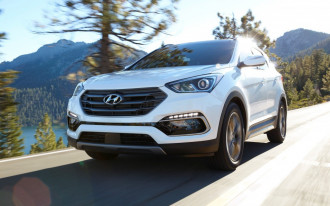 2018 Hyundai Santa Fe, Santa Fe Sport crossovers recalled over steering wheels that may detach