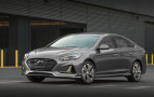 2018 Hyundai Sonata Hybrid, Plug-In Hybrid released at Chicago auto show