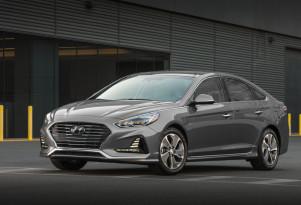 2018 Hyundai Sonata Hybrid, Plug-In Hybrid released at Chicago auto show