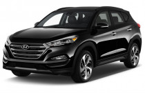 2018 Hyundai Tucson Limited AWD Angular Front Exterior View