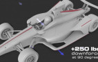 2018 IndyCars to get serious aerodynamic and safety upgrades