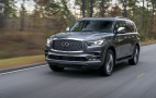 2018 Infiniti QX80, 2018 Jeep Wrangler, McLaren Senna: This Week's Top Photos
