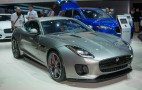 2018 Jaguar F-Type pricing drops to $60,895 with addition of 4-cylinder option