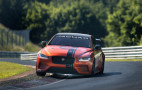 Jaguar thinks its XE SV super sedan can break its own record at the 'Ring