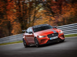 Jaguar XE SV Nurburgring record