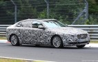 2018 Jaguar XEL spy shots