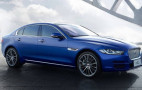 Long-wheelbase Jaguar XEL debuts in China