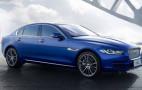 Long-wheelbase Jaguar XEL debuts in China