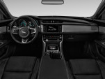 2018 Jaguar XF S AWD Dashboard