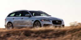 2018 Jaguar XF Sportbrake review update: let's get wheel