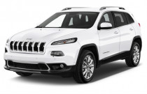2018 Jeep Cherokee Limited FWD Angular Front Exterior View