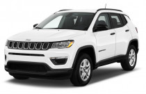 2018 Jeep Compass Sport FWD Angular Front Exterior View