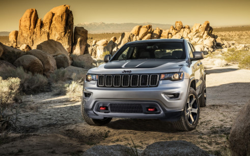 Awesome 2018 Jeep Grand Cherokee