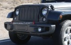 2018 Jeep Wrangler spied with 4-cylinder engine