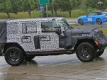 2018 Jeep Wrangler Unlimited spy shots - Image via S. Baldauf/SB-Medien