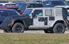 2018 Jeep Wrangler specs leak, full-time 4WD available