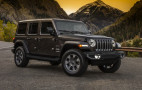 New 2018 Jeep Wrangler boosts fuel economy, from bad to less bad