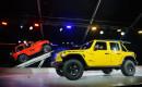 2018 Jeep Wrangler, 2017 Los Angeles auto show