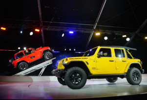 Jeep boss Manley: Plug-in hybrid was always planned for Wrangler