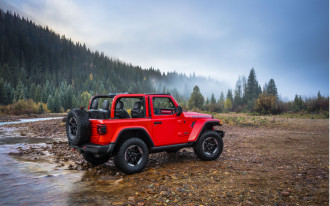 What's New for 2018: Jeep