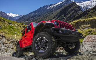2018 Jeep Wrangler price climbs by $750