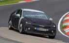 Kia GT (Stinger) teased ahead of 2017 Detroit auto show