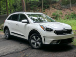 2018 Kia Niro PHEV gas mileage review: outrunning expectations