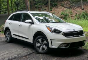 2018 Kia Niro PHEV gas mileage review: outrunning expectations