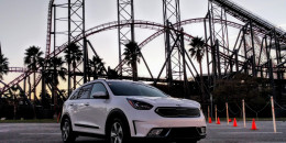2018 Kia Niro Plug-In Hybrid first drive review