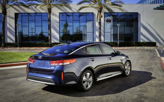 2018 Kia Optima crash-tested, Ford CoPilot 360 safety gear, electric car batteries compared: What's New @ The Car Connection